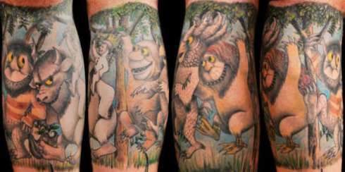 where-the-wild-things-are-tattoo-74