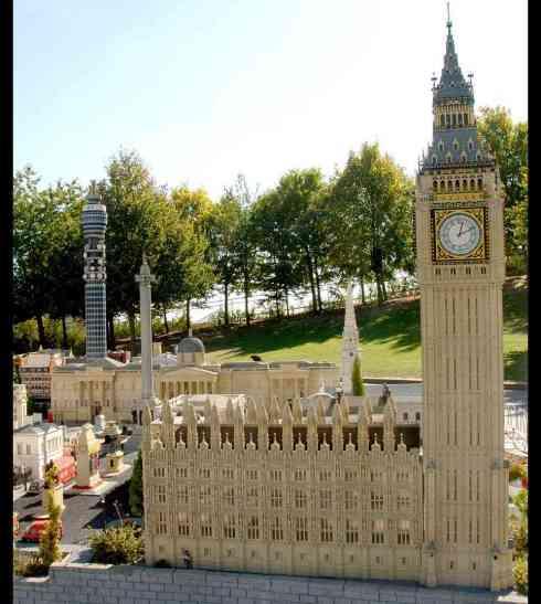 Legoland.