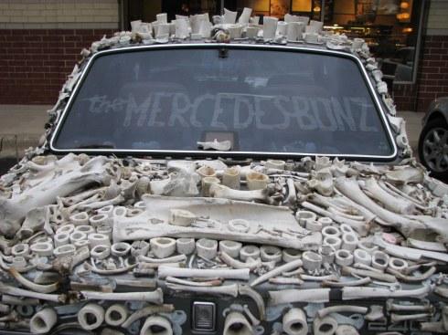 Bones+Car