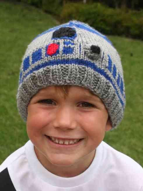 R2d2 Hat Cakehead Loves Evil