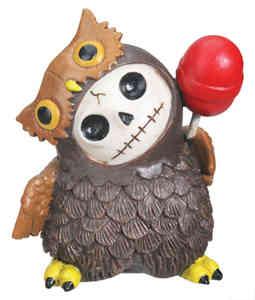 Furry Bones Hootie Owl