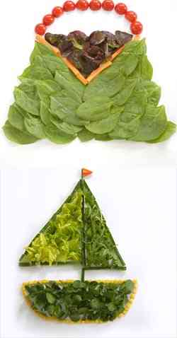 salad-art