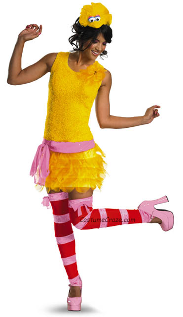 Evil Big Bird Sesame Street Costumes...