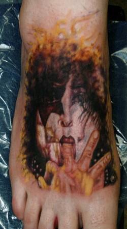 Jason ackerman cakehead loves evil for Jason ackerman tattoo