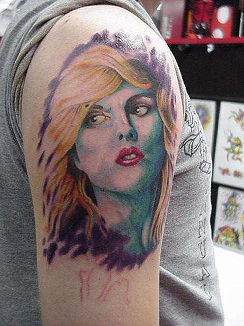 Tattoos Cakehead Loves Evil Page 2