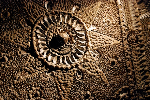 The Mysterious Shell Grotto of Margate Margate-shell-grotto-1