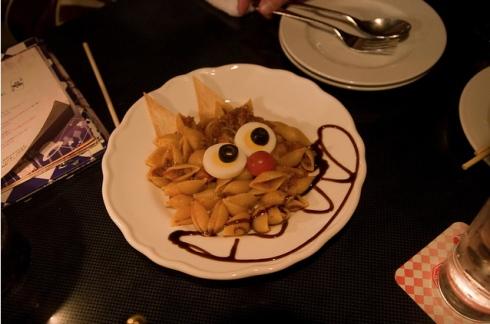 Tim Burton Restaurant New York