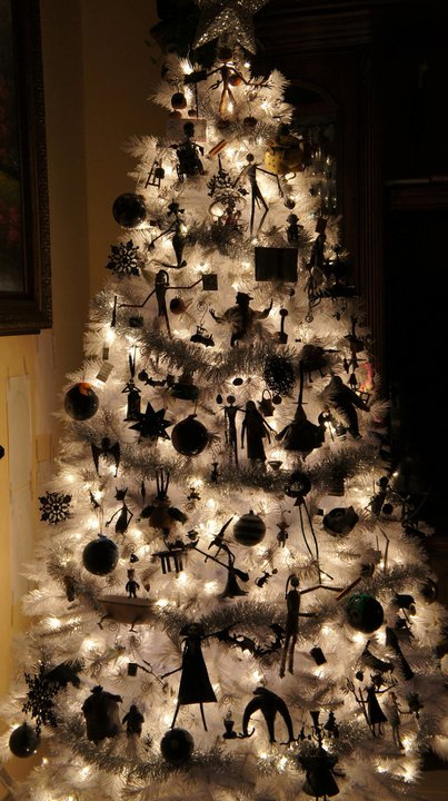 Nightmare Before Christmas (Tree) | Cakehead Loves Evil