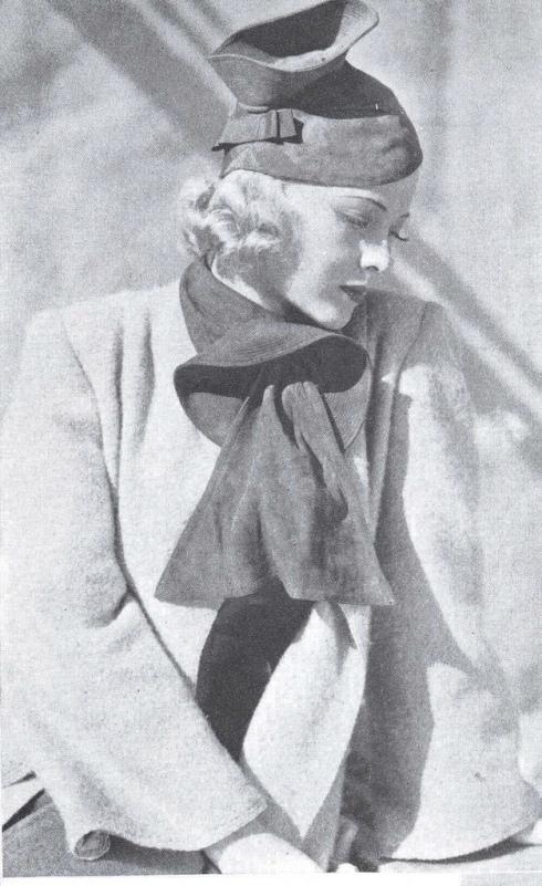 Hats & Headgear Fashion in the 1930s (13)