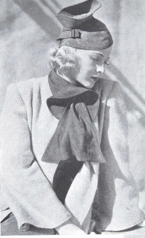 Hats & Headgear Fashion in the 1930s (13)