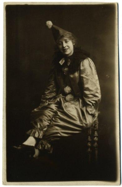 1930's Clown Costume